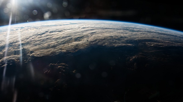 jeff williams picture of earth